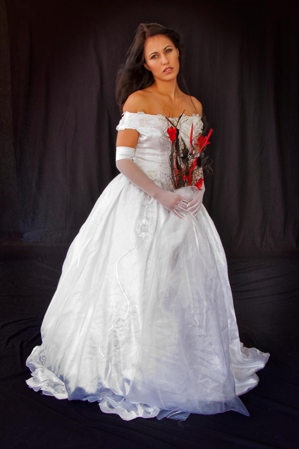The bride by CathleenTarawhiti