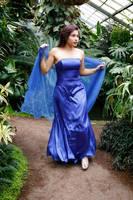 Blue Maiden 7 by CathleenTarawhiti