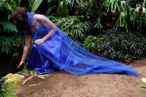 Blue Maiden 11 by CathleenTarawhiti