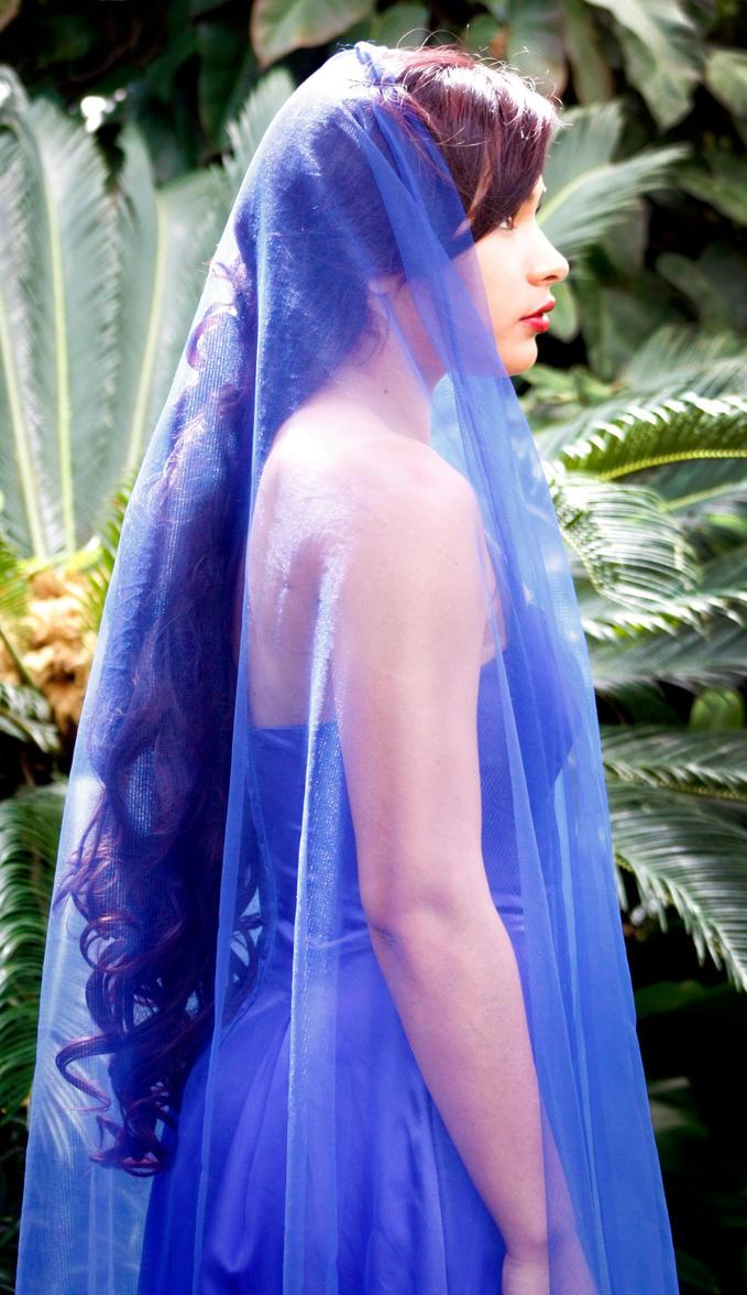 Blue Maiden 17 by CathleenTarawhiti