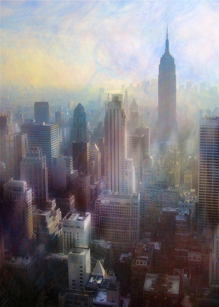 The City by CathleenTarawhiti