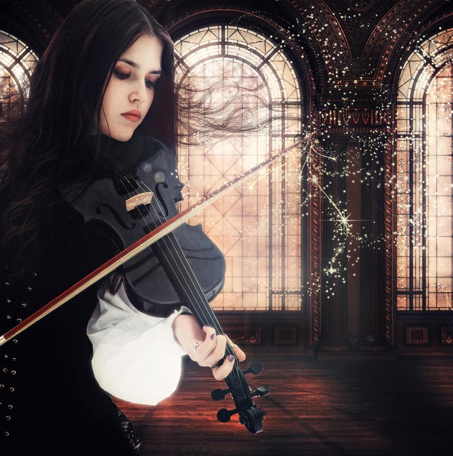 The Magic of Music by CathleenTarawhiti