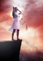 Freedom by CathleenTarawhiti