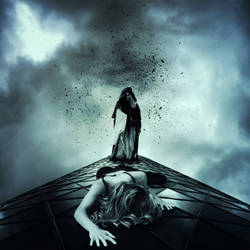 Death came calling by CathleenTarawhiti