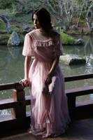 Danielle pink dress 4 psd and jpeg by CathleenTarawhiti