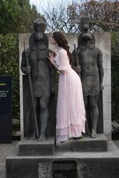 Danielle pink dress 10 psd and jpeg by CathleenTarawhiti