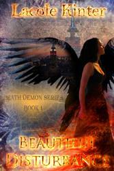 Book cover -Beautiful Disturbance by Lacole Kinter
