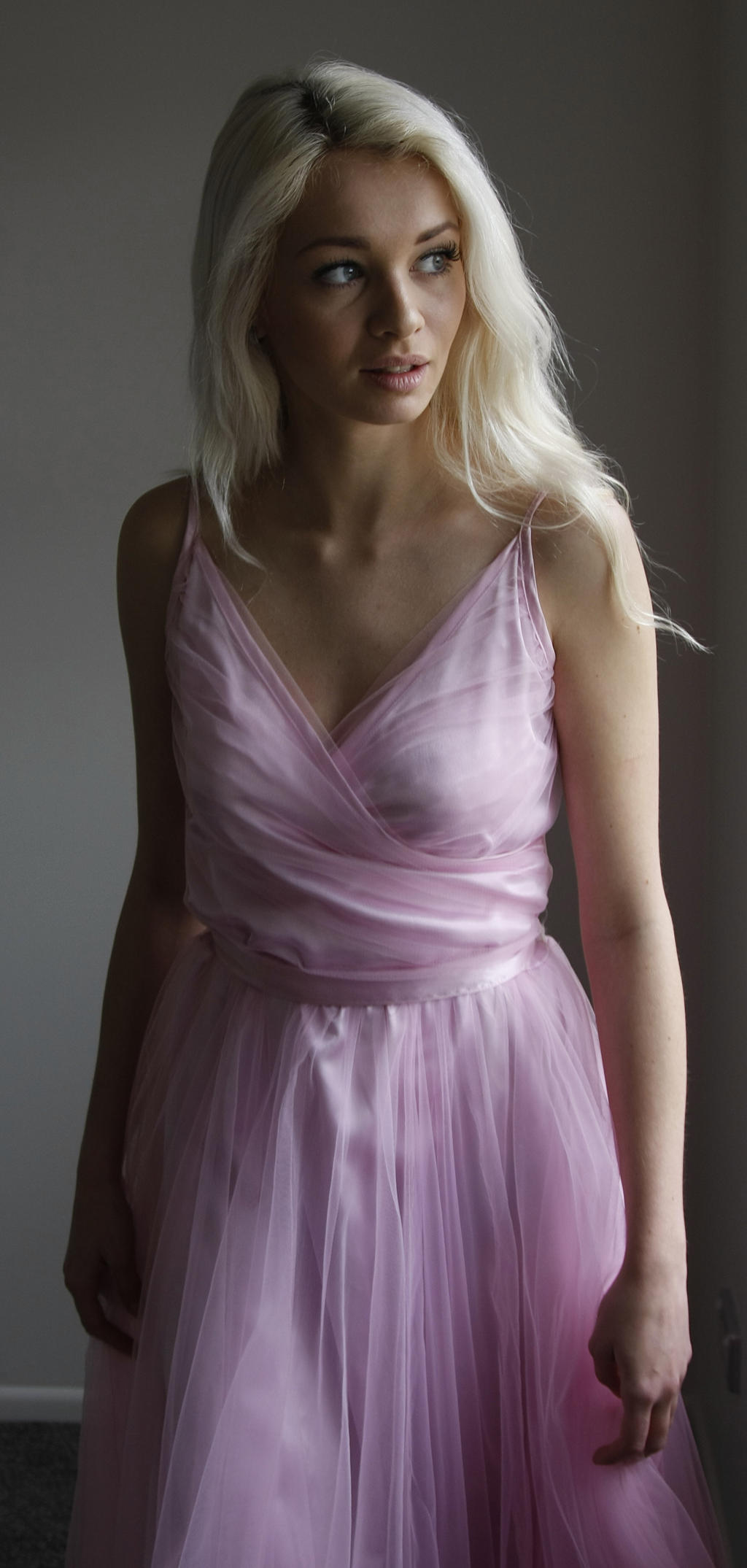 Georgia pink dress 9 by CathleenTarawhiti