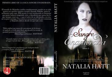 Book cover - Sangre Enamerada by Natalia Hatt