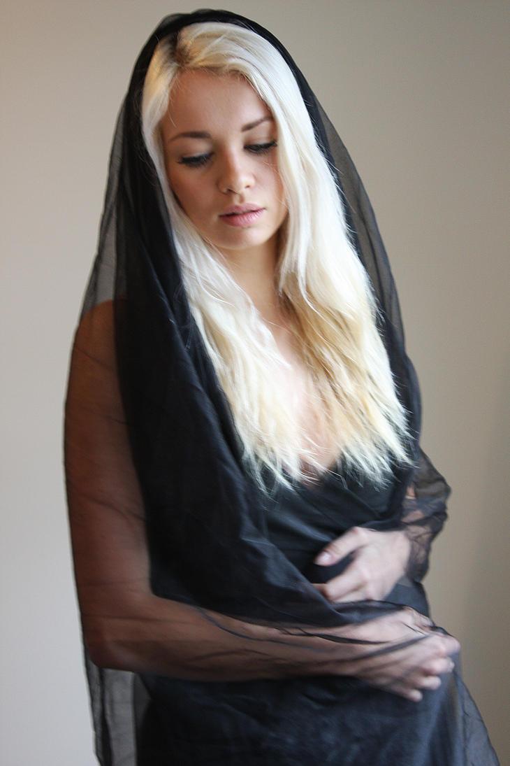 Black veil 4 by CathleenTarawhiti