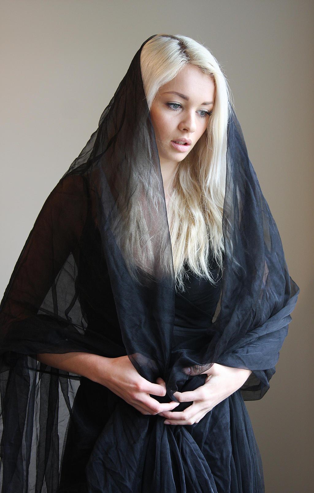 Black veil by CathleenTarawhiti