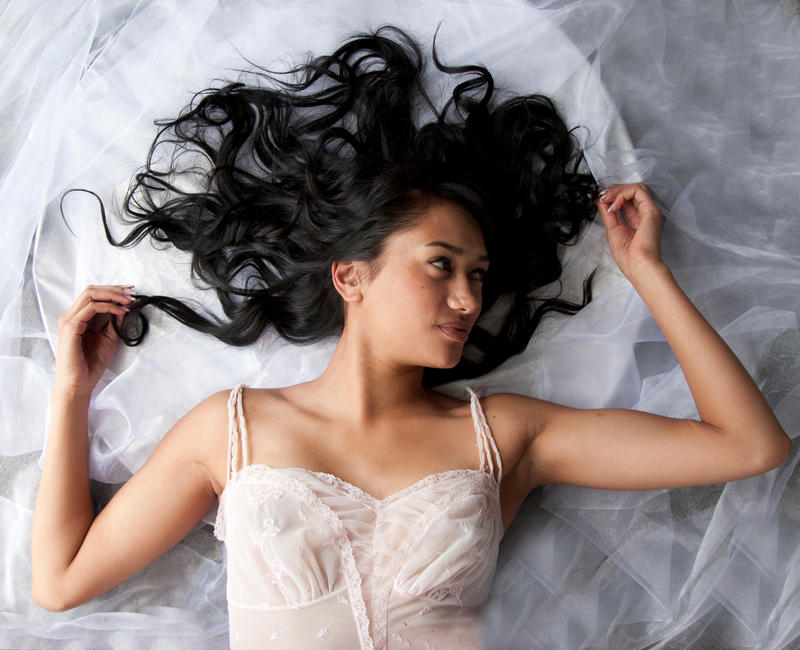 Flyaway hair 9 by CathleenTarawhiti