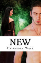 Book cover - New by Cassandra Webb by CathleenTarawhiti