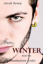 Book cover - Winter by Sarah Remy by CathleenTarawhiti