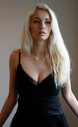 Georgia black dress 3