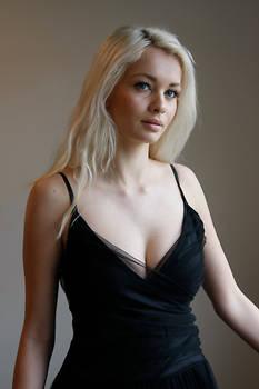 Georgia black dress 5