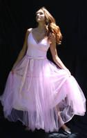 Monique pink dress 4 by CathleenTarawhiti