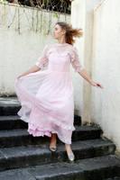 Aleida pink dress 3 jpeg and psd by CathleenTarawhiti