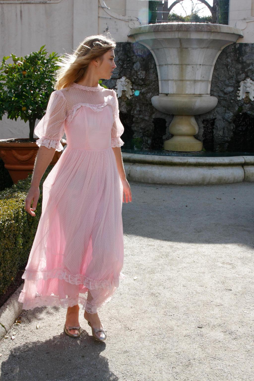 Aleida pink dress 5 jpeg and psd