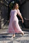 Aleida pink dress 8 jpeg and psd
