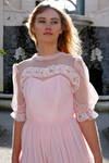 Aleida pink dress 9