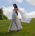 Zabeen white dress 1