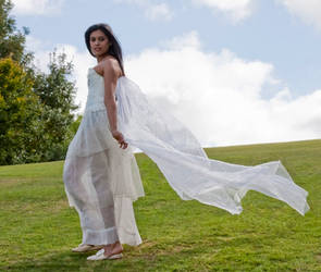 Zabeen white dress 4