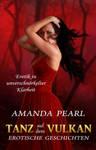 Book cover - Tanz auf dem Vulkan by Amanda Pearl by CathleenTarawhiti