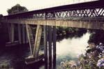 Under bridge stock