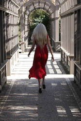 Georgia red dress 25 by CathleenTarawhiti