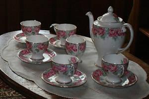China tea set stock