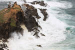 Cliffs at Byron Bay Australia