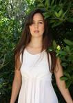 Laura white dress 2