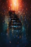 Stairway by CathleenTarawhiti