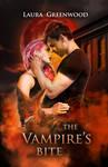 Book cover - The Vampire's Bite by Laura Greewood by CathleenTarawhiti