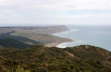 New Zealand stock 54 Mahia Peninsula