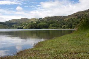 New Zealand stock 63 Tutira Lake, Hawke's Bay by CathleenTarawhiti