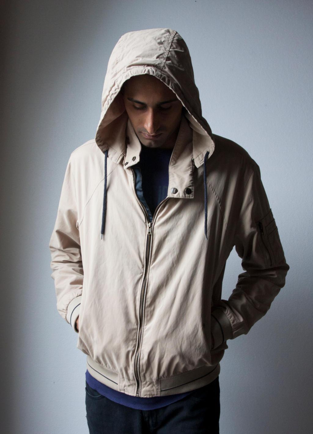 Hooded 1