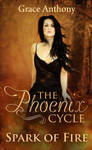 SOLD book cover - Phoenix Cycle by Grace Anthony by CathleenTarawhiti