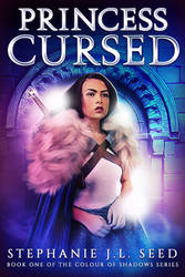 SOLD book cover - Princess Cursed by CathleenTarawhiti