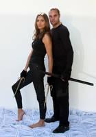 Couple poses 5 by CathleenTarawhiti