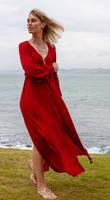 Aleida red dress 4