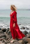 Aleida red dress 7
