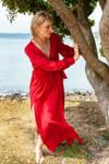 Aleida red dress 13