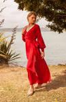 Aleida red dress 15