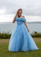 Aleida blue dress 19 by CathleenTarawhiti