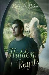 SOLD book cover - Hidden Royals by Reine J. Robin