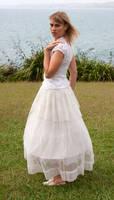 Aleida white dress 17