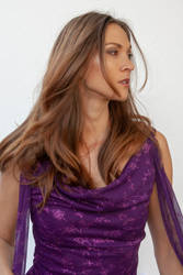 Monique purple dress 3 by CathleenTarawhiti