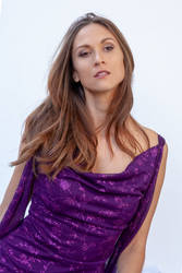 Monique purple dress 4 by CathleenTarawhiti